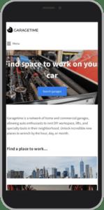 Garagetime case study